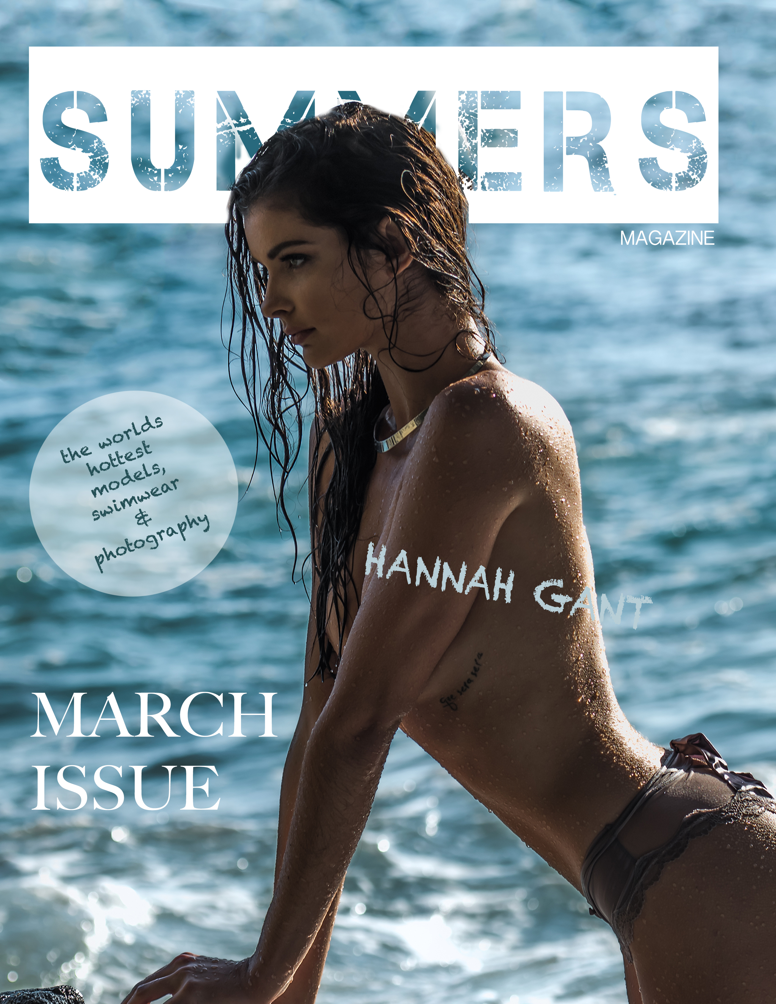 SUMMERS MAGAZINE MARCH ISSUE