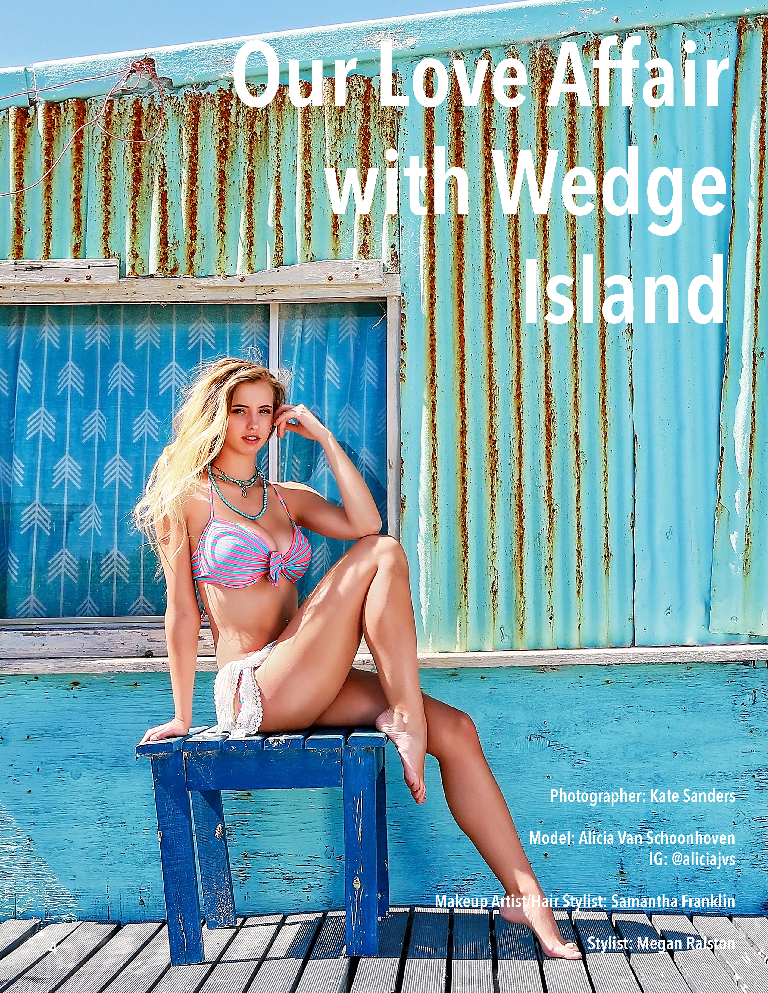 OUR LOVE AFFAIR WITH WEDGE ISLAND