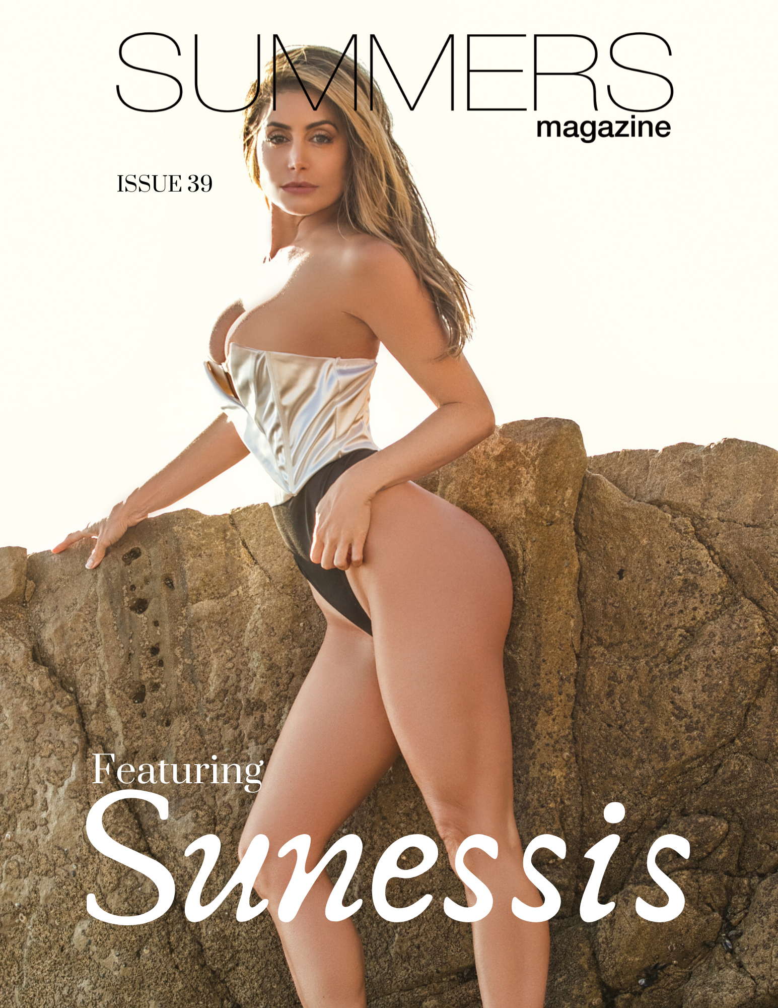 Summers Magazine Issue 39 Ft. Sunessis De Brito