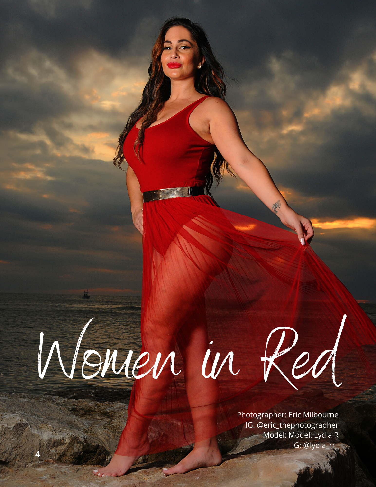 Women in Red
