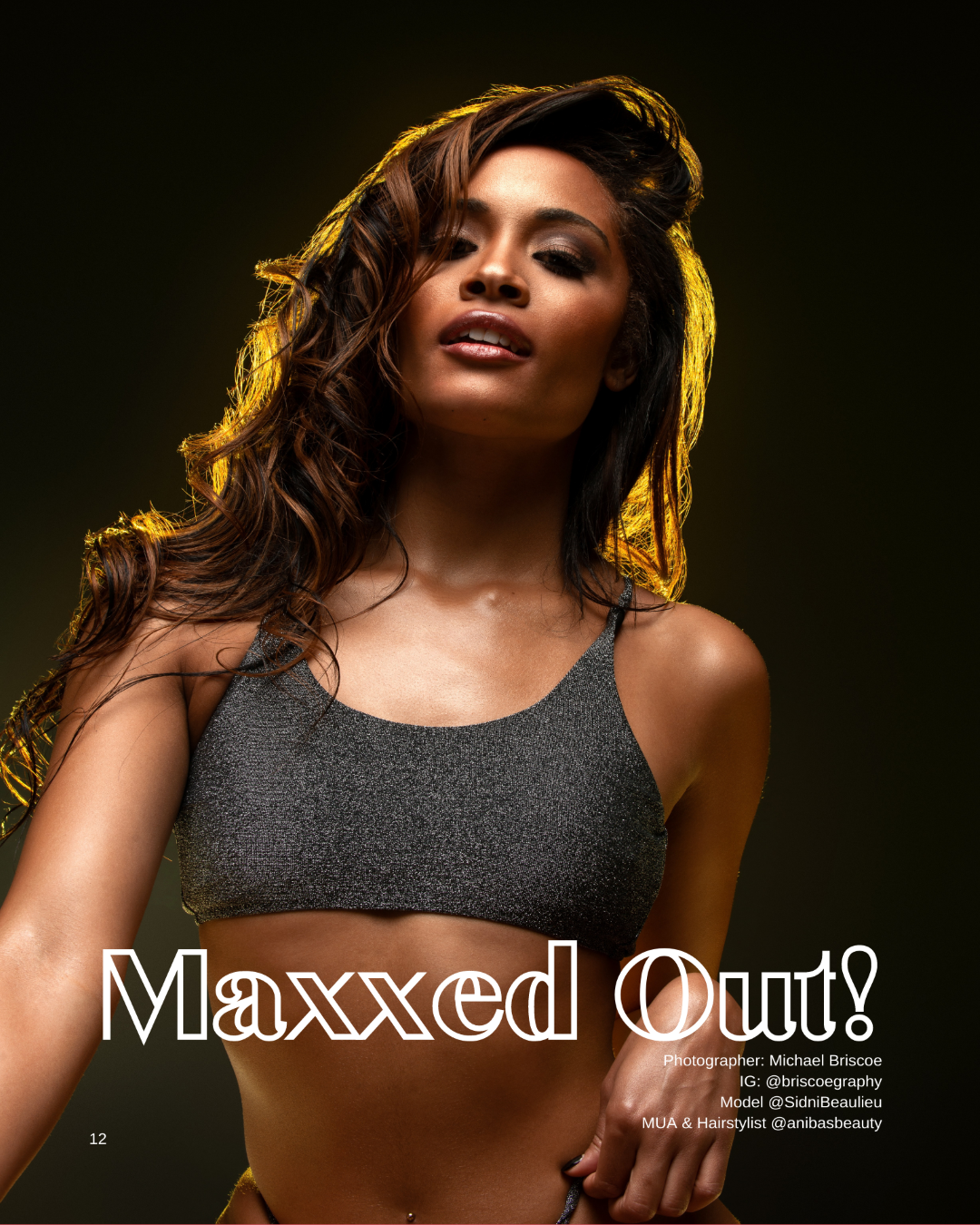 Maxxed Out!